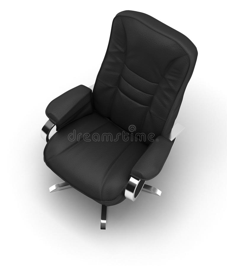 Executive Office Chair royalty free stock photography