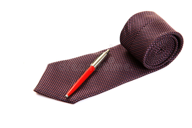 Download Executive Tie And Pen Stock Photos - Image: 18570203