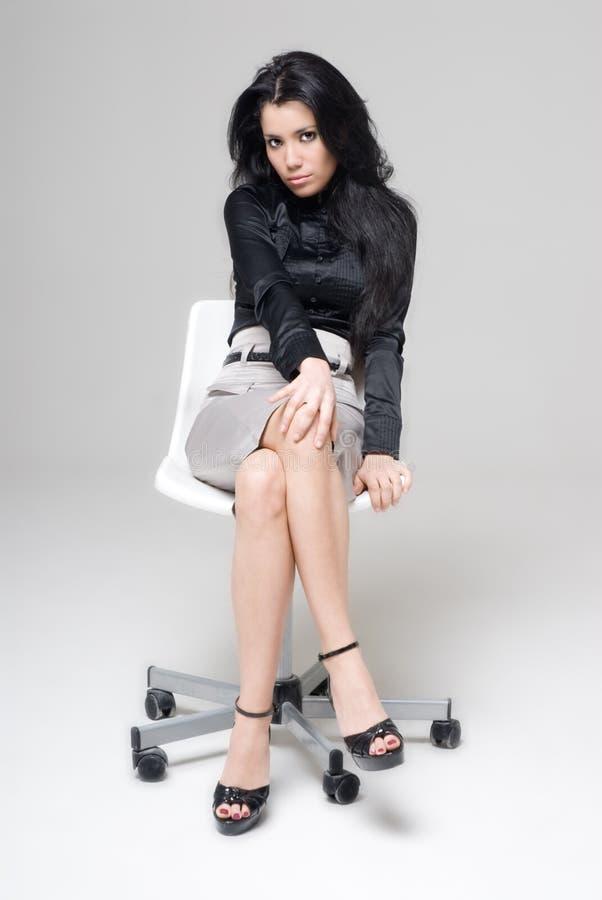 Executive woman royalty free stock photography