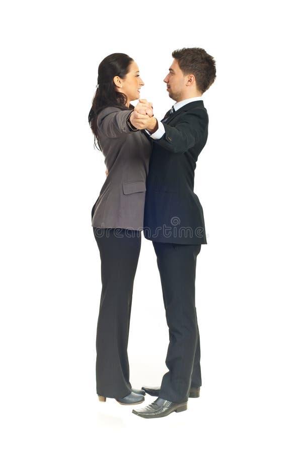 Download Executives dancing waltz stock photo. Image of dancing - 17903170