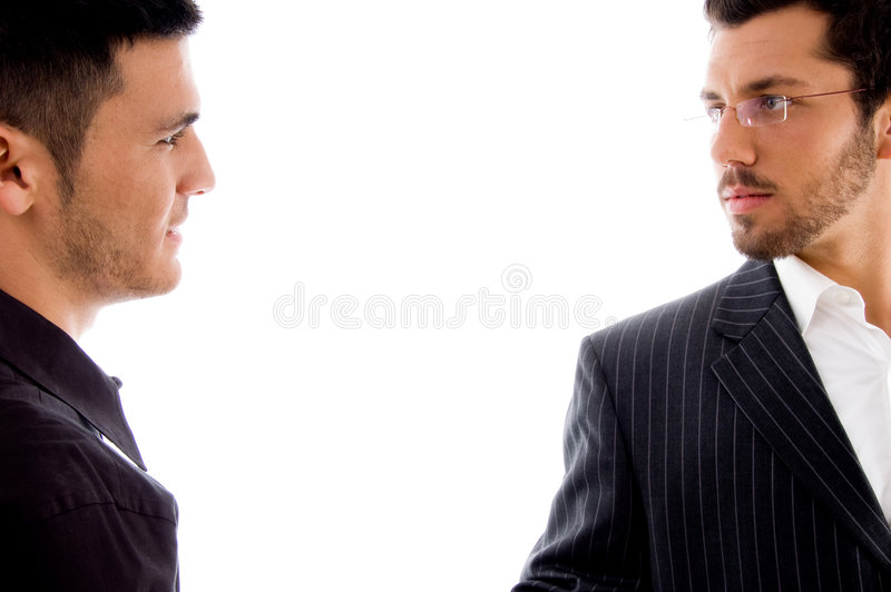 executives portrait successful young στοκ εικόνες