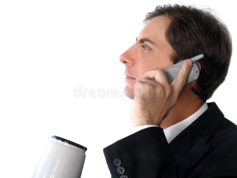 Executivo imagem de stock