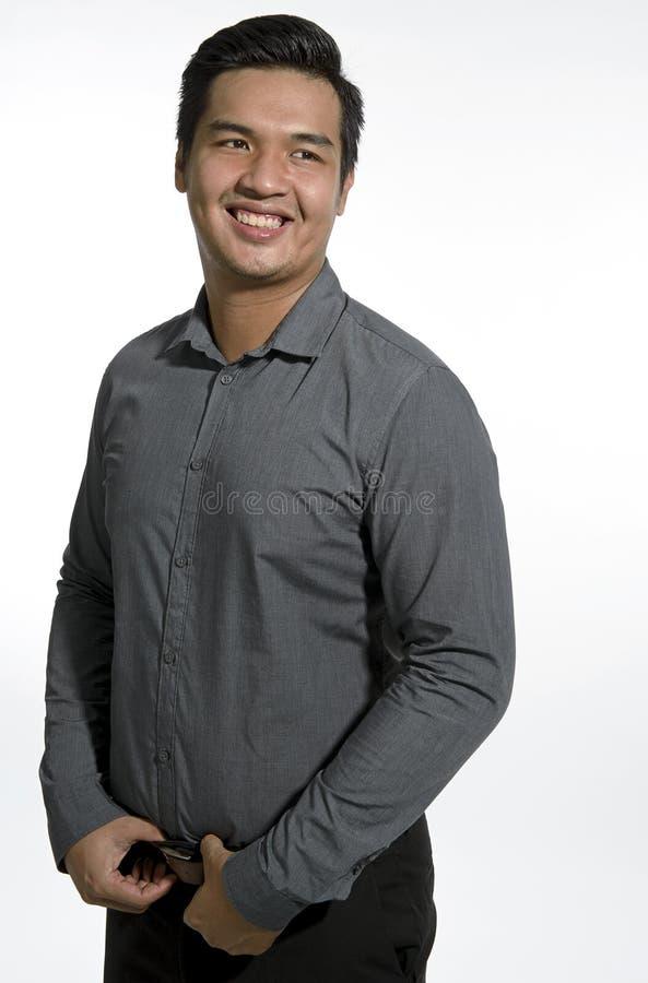 Executivo novo. imagem de stock