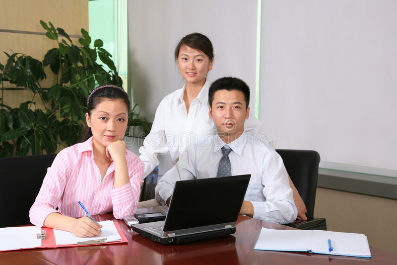 Executivos fotos de stock