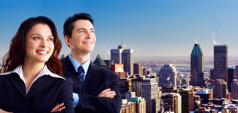 Executivos fotografia de stock