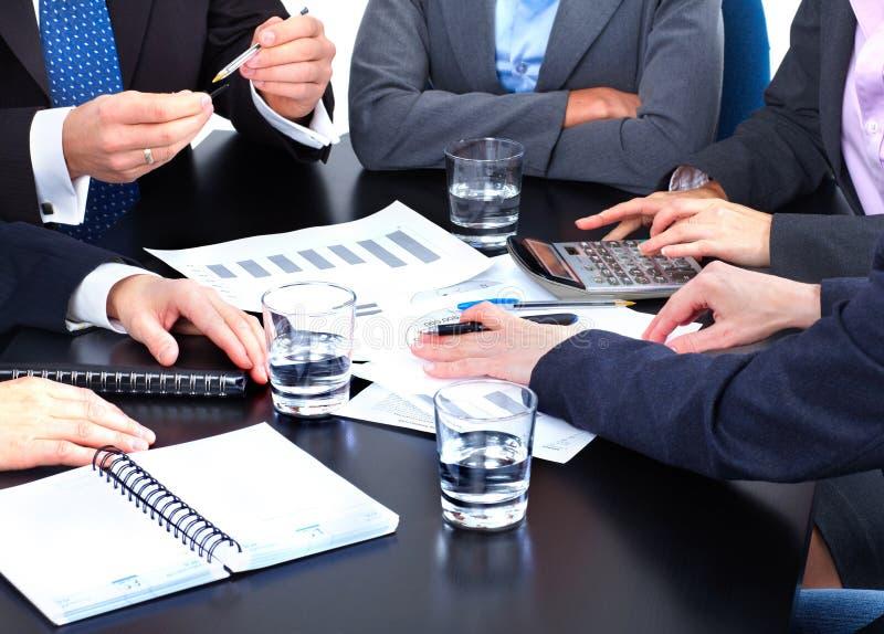Download Executivos da equipe imagem de stock. Imagem de carreira - 12811919