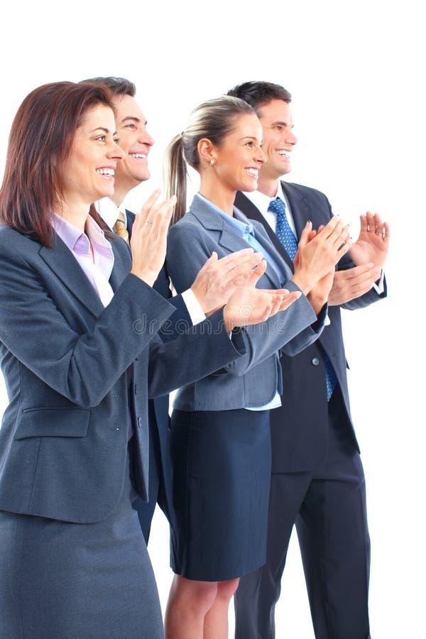 Executivos da equipe foto de stock royalty free