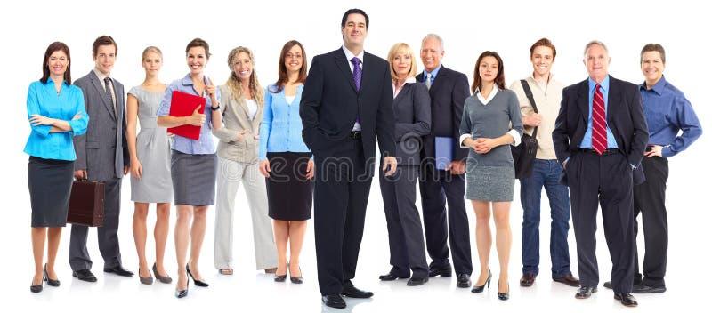 Executivos da equipe fotos de stock