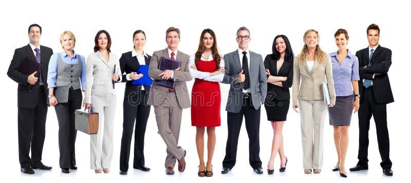 Executivos do grupo fotos de stock