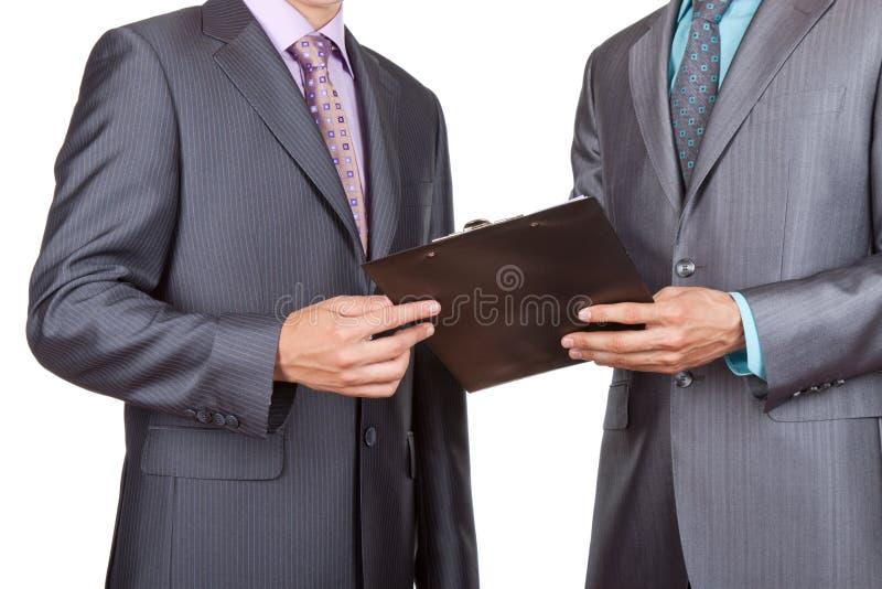 Executivos do trabalho fotos de stock royalty free