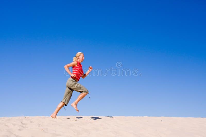 Exercício fêmea imagens de stock