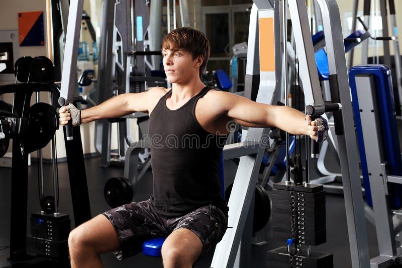Exercice de mains image stock