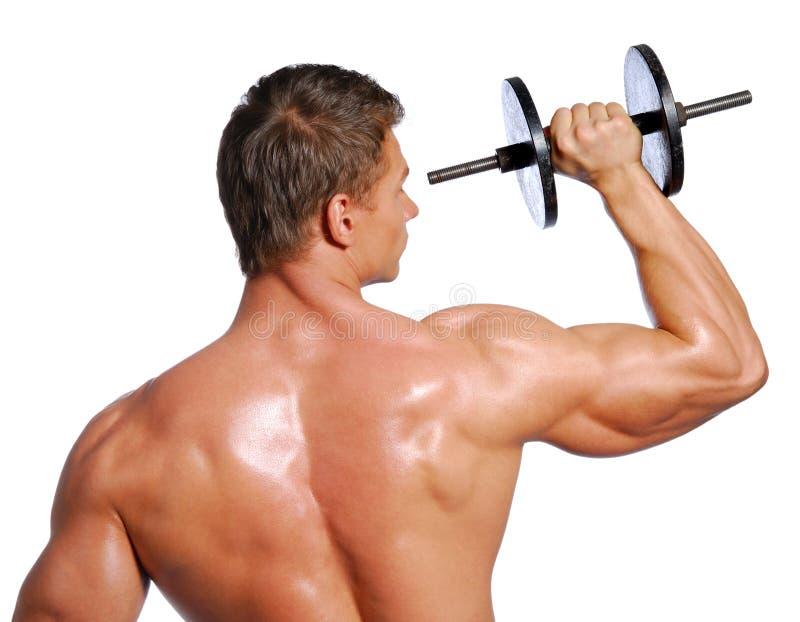 Exercice de sport image stock