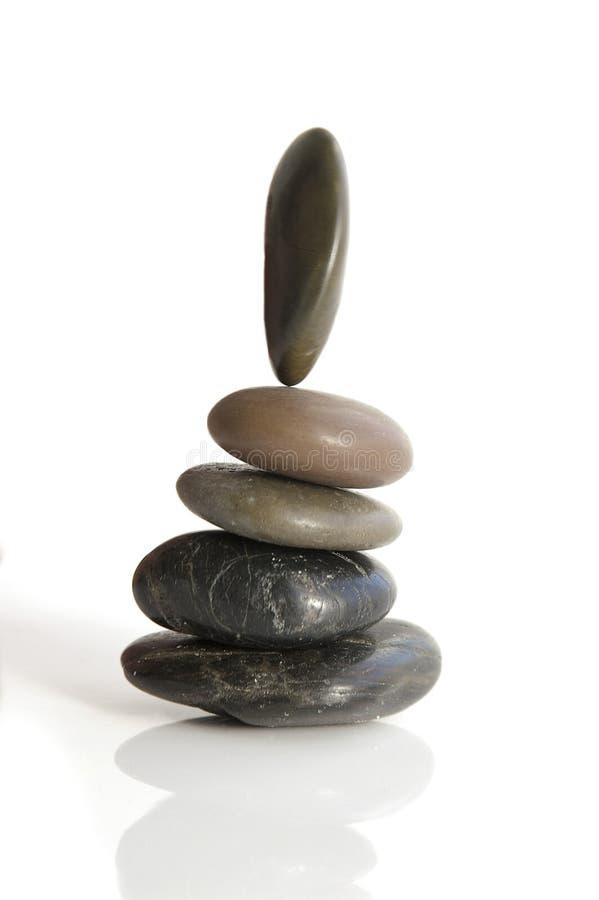 Exercicio de equilibrio imagens de stock