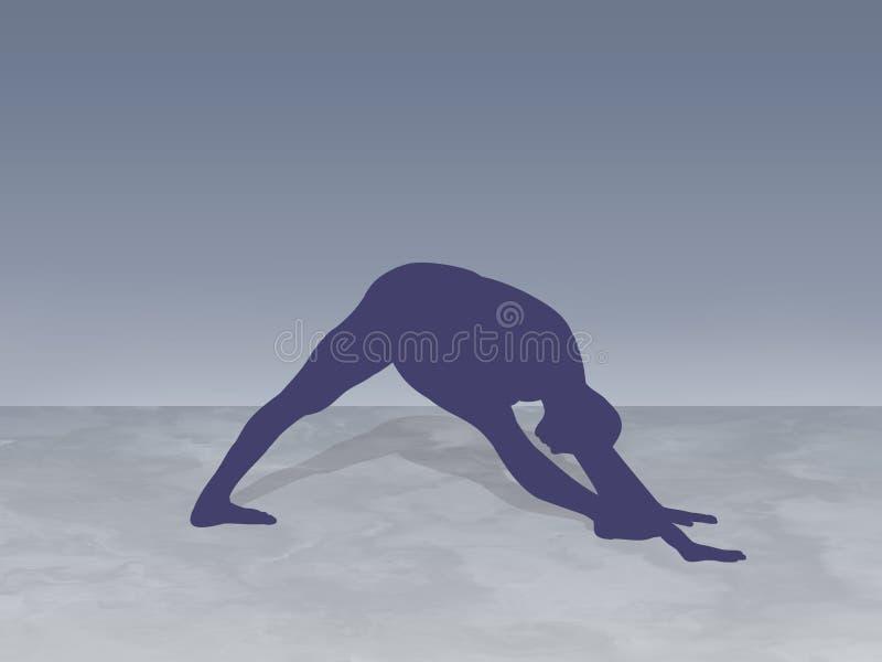 Download Exercise 001 stock illustration. Image of illustration - 520930