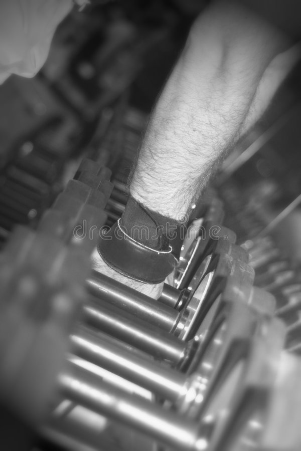 Download Before the Exercise stock photo. Image of image, hand - 3548174