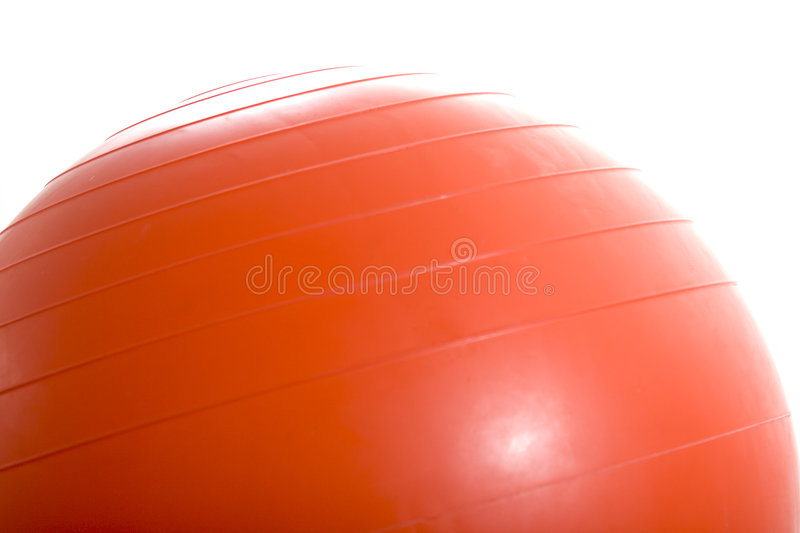 Download Exercise ball stock photo. Image of health, white, control - 3165568