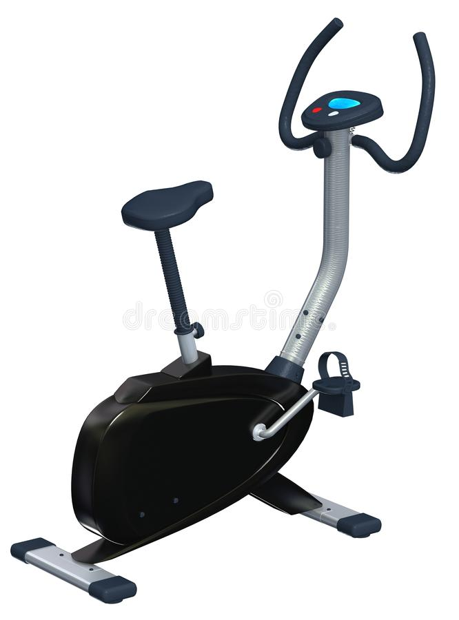Download Exercise Bicycle Stock Image - Image: 13080621
