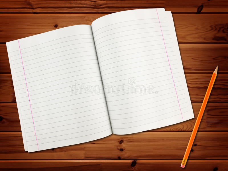 Download Exercise Book Royalty Free Stock Photo - Image: 20423655