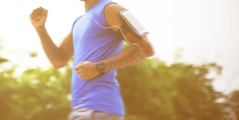 Exercise Enjoyment Lfestyle Activity Concept stock images