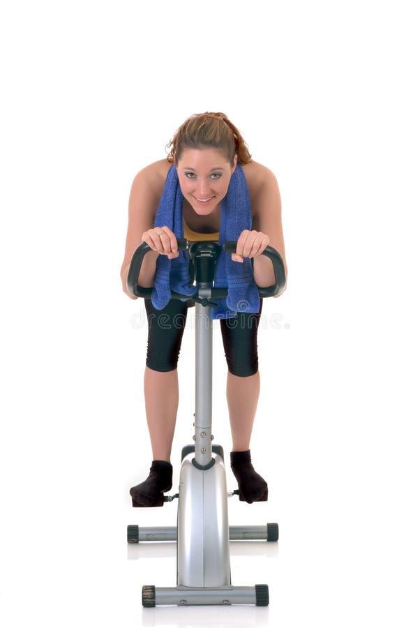 exercise fitness royaltyfri foto