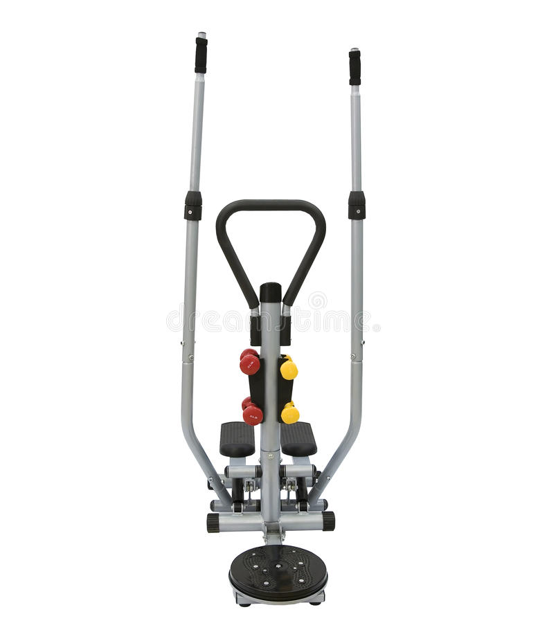 Download Exercise machine stock image. Image of conscious, indoors - 11795495