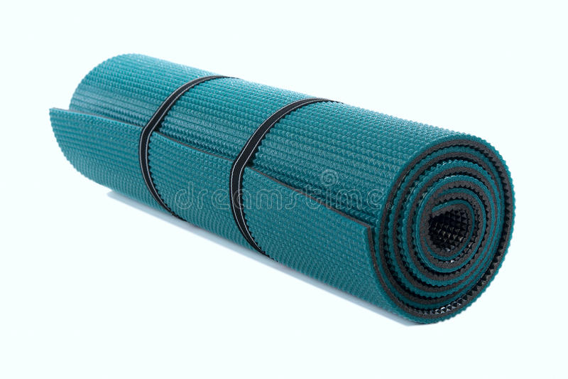 Download Exercise Mat stock photo. Image of isolated, shot, sport - 23369058