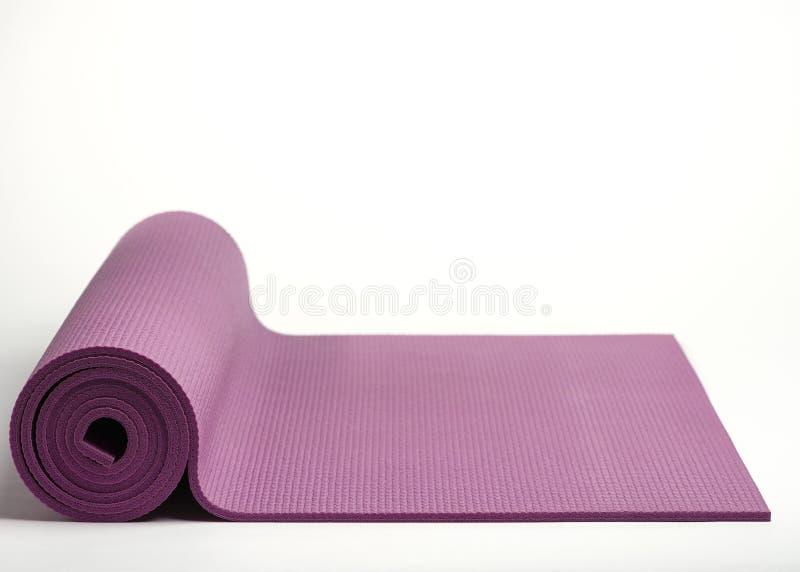 Exercise mat.