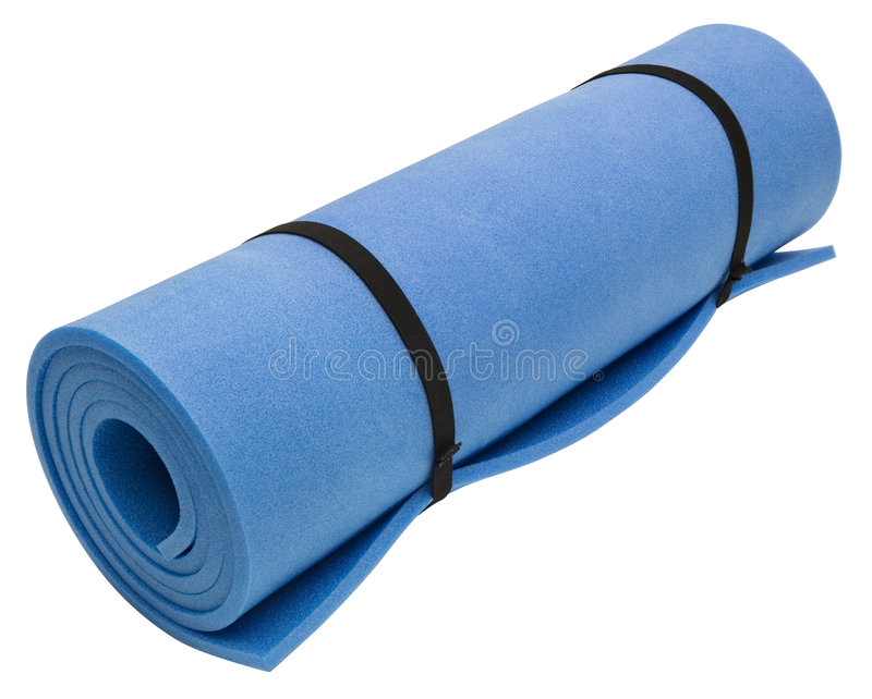 Exercise Mat royalty free stock image