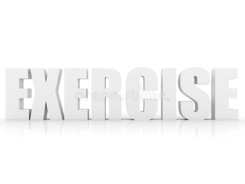 Exercise word