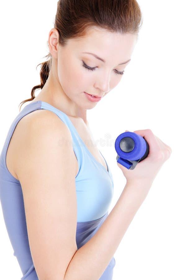 exercises physical στοκ εικόνα