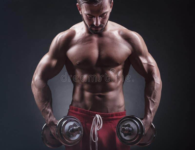 exercising stock afbeelding