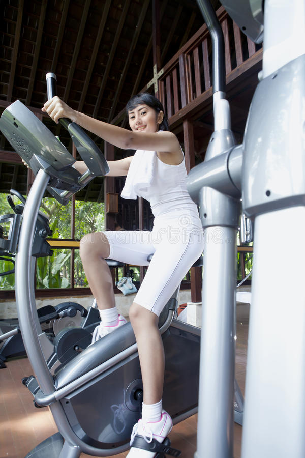 Download Exercising At The Gym Stock Photography - Image: 24925402
