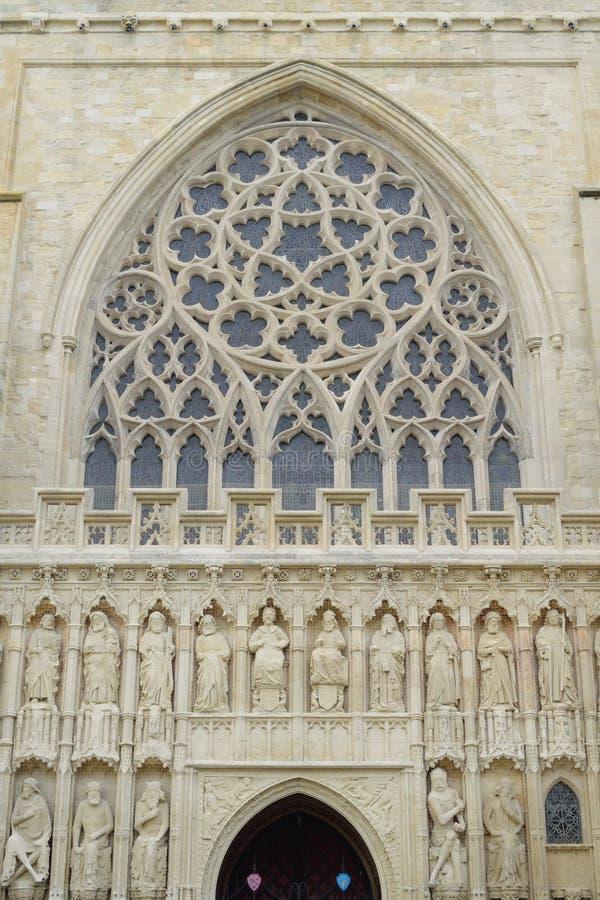 Exeter katedra obraz royalty free