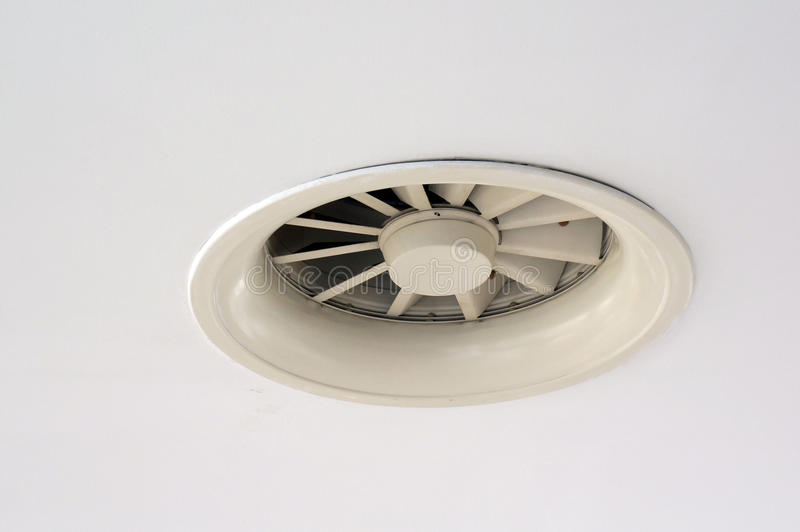 Download Exhaust fan stock image. Image of turbine, inside, engineering - 34152159