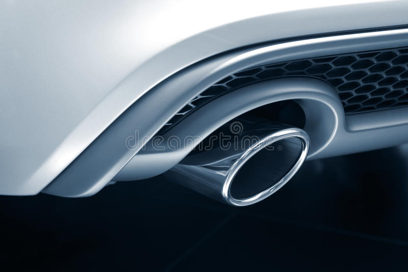 Download Exhaust Pipe. stock image. Image of exhaust, muffler - 23471577