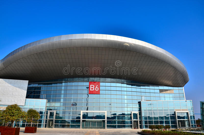 Download Exhibition centre stock photo. Image of architecture - 22983882