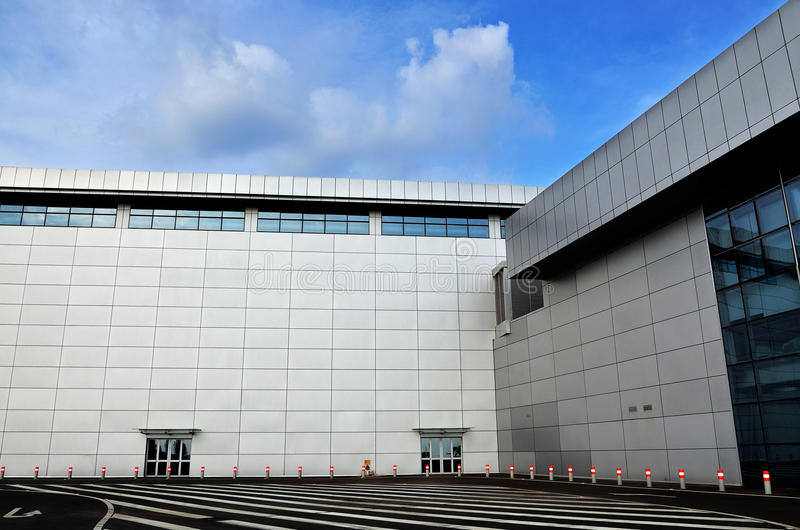 Download Exhibition Centre Royalty Free Stock Photos - Image: 26031358
