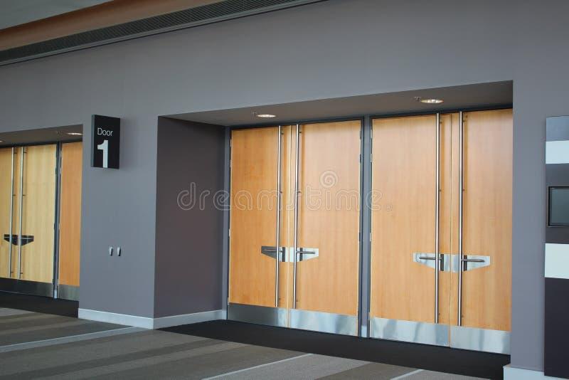 Download Exhibition Hall Doors stock photo. Image of convention - 50812380 & Exhibition Hall Doors stock photo. Image of convention - 50812380