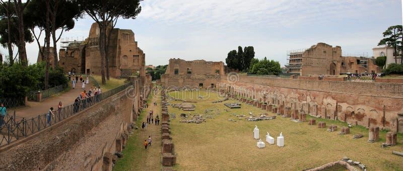 Exhibitionism  At Forum Romanum In Rome Editorial Image