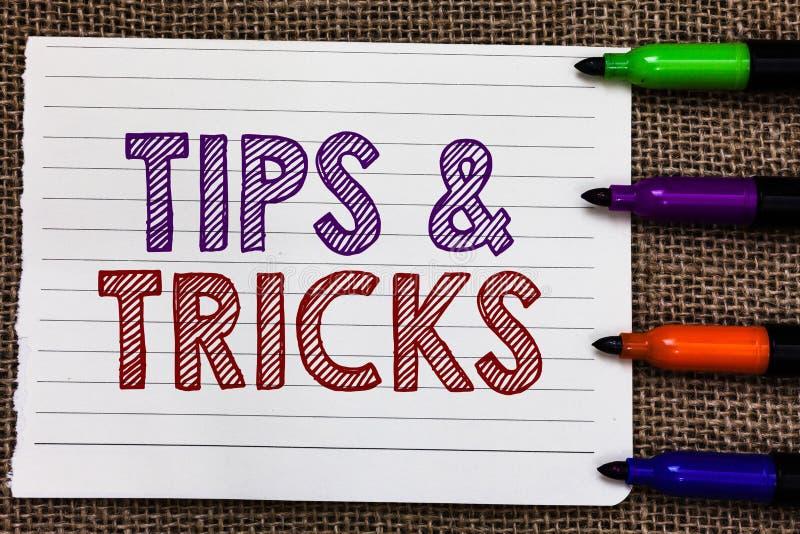 A exibição conceptual da escrita da mão derruba e engana Habilidades acessíveis apresentando das recomendações do conselho de Lif imagem de stock royalty free