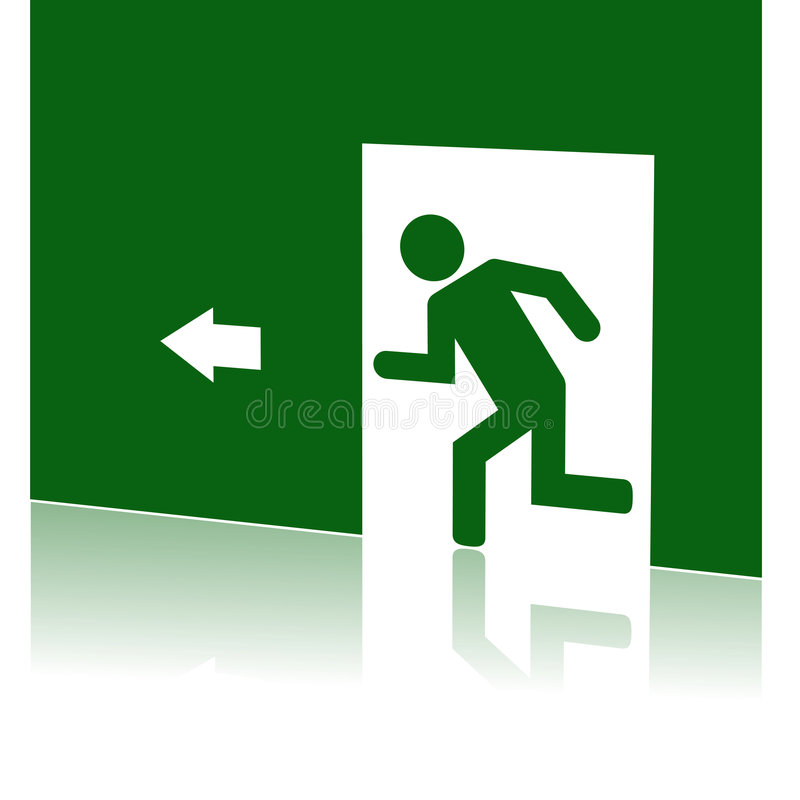 Download Exit Stock Photos - Image: 8365463