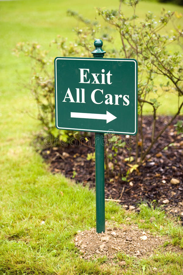Download Exit all cars stock image. Image of event, transport - 28189687