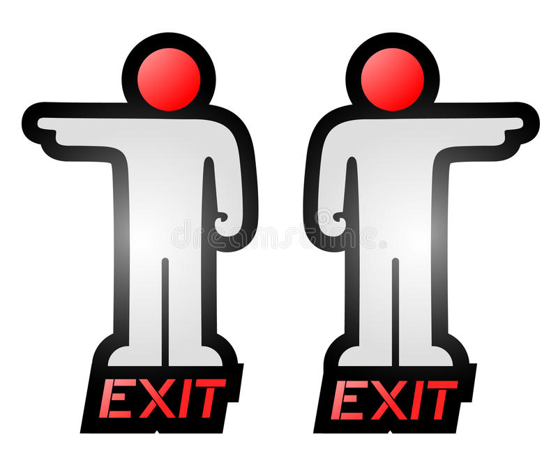 Exit indication