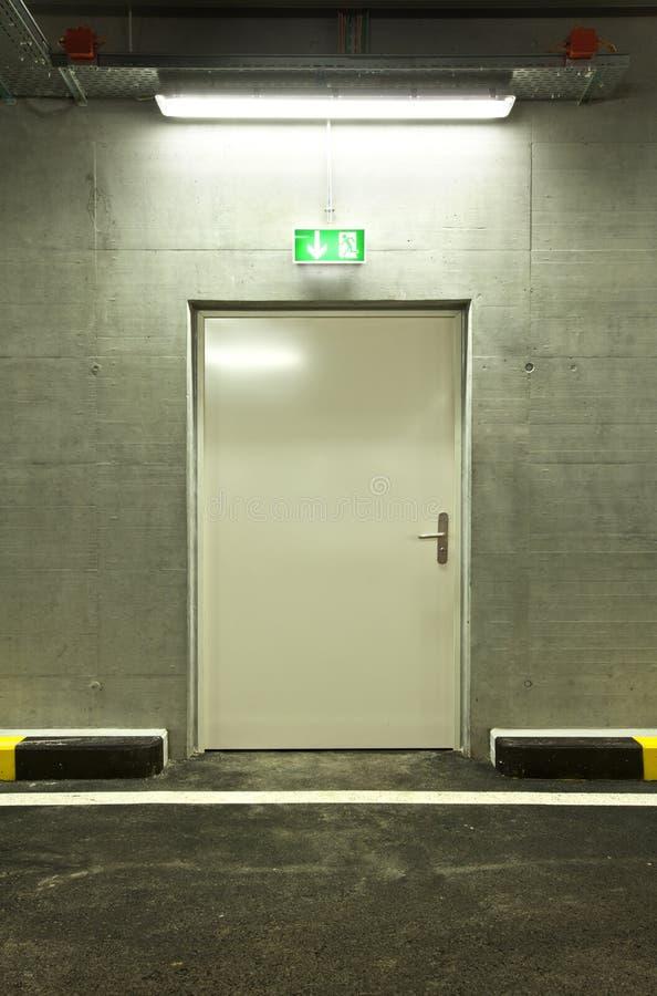Download Exit pedestrians stock image. Image of illuminated, exit - 23819043