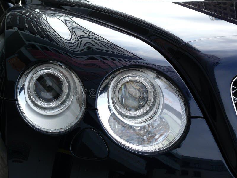 Exklusive Limousine lizenzfreie stockbilder