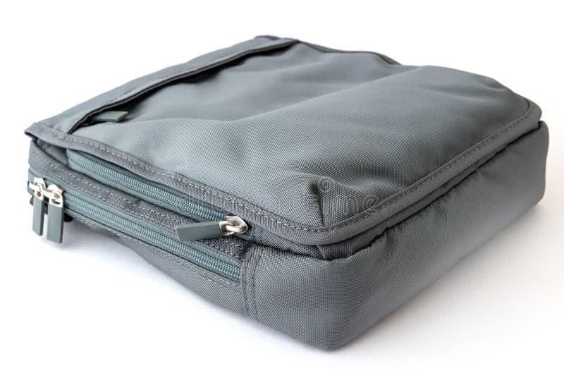 Exkursionstasche mit vielen compatments lizenzfreie stockfotografie
