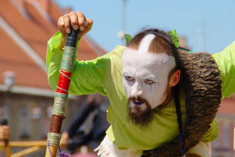 Exodo, Festival Lent stock photos