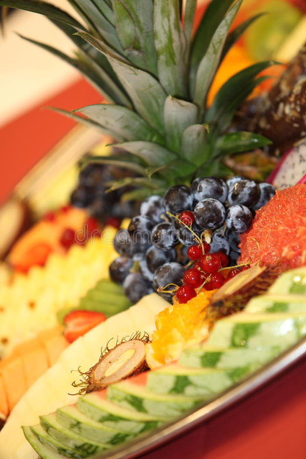 Download Exotic fruits - closeup stock image. Image of orange - 20083709