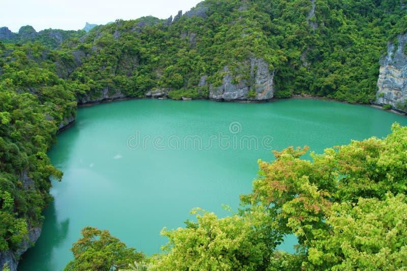 Download Exotic Lake stock photo. Image of lagoon, inside, island - 23042526